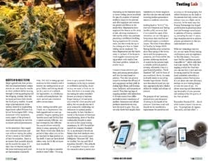Terpenes & Testing article - Beacon